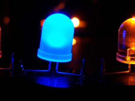 A 10 mm LEDKeepie